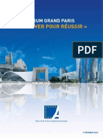 Abstract II Forum Grand Paris 2015