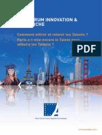 ABSTRACT IXe Forum Innovation & Recherche