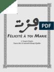 Fuzti - Félicié à Toi Marie