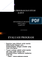 Evapro Kepaniteraan 2008