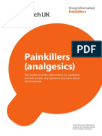 Painkillers Analgesics
