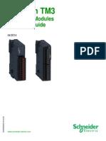 Modicon-TM3 Analog IO Modules Hardware Guide