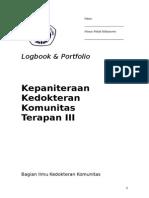 Logbook & Portfolio (Rev)