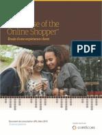 Etude UPS PULSE of the Online Shopper