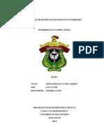 Laporan Praktikum Parasitologi Veteriner i