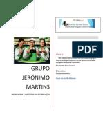 Gestão Estratégica Jerónimo Martins (Pingo-Doce)