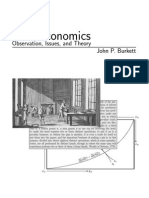 Microeconomics by John Burkett
