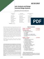 Analisis Sísmico y Diseño de Cº en Sistemas de Puentes