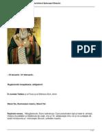 Acatistul Sfantului Marcu Marturisitorul Episcopul Efesului