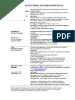 bedrijfsverzamelgebouwenlijst oktober 2004