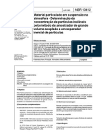 NBR 13412-1995_ Material particulado em suspensão na atmosfera_ Determinação da concentração ....pdf