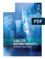 Global Cities Investment Monitor 2015 PIDFCE KPMG