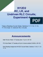 Presentation W12D2 Answers