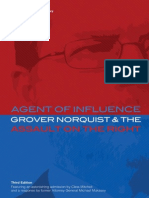 Agent of Influence Grover Norquist and the Assault on the Right