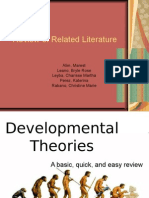 Review of Related Literature for transition planning