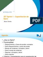 Training Spira IST Sprint 1