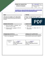 Cm6105m5 - Rev 3 - Contreventementdes Barrots Et Des Porques de Navires a Passagers