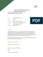 Decreto reglamentario 8330