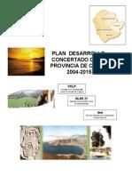 Plan de Desarrollo Concertado Casma