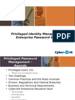 Privileged Account Security Web Services SDK Implementation