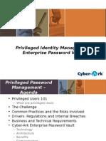 090910 Cyber-Ark Password Vault