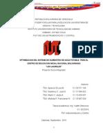 Manual de consideraciones tècnicas para el càlculo de sistemas hidroneumàticos para un plantel educativo.