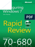 70 680 Mcts Windows 7 Configuring Rapid Review