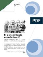Economia Apuntes y Actividades de La 2 c2aa Unidad