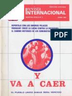 Revista Internacional Junio 1984 Edición Chilena
