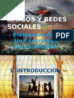 Amigos y Redes Sociales