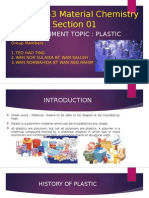 Plastic Introduction