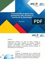 PPT_AESOFT_INSTITUCIONAL