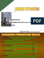 Bahan Kuliah Manajemenstrategi 2