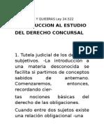 CONCURSOS QUIEBRAS ROUILON