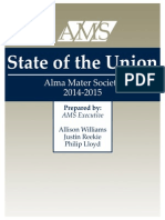 AMS State of the Union 2015