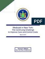 Medicaid 2015