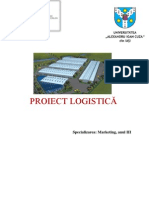 Proiect Logistica Varianta Finala
