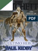 Pratchett, Terry-Mundodisco Md 27 El Ãltimo Héroe Ilustrado Y Traducido