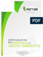 Brochure Hamek 2014