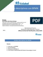 Expo 6 y Taller 2 Modelos Descriptivos Con BPMN - Subgerencia de Procesos