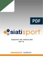 Siati Sport Propuesta Auspicio