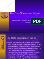 Data Wharehouse Project