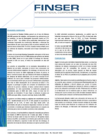 Reporte Semanal (9 de Marzo 2015).