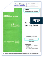 1- Caldas_Branco - Concreto Em Peso Ou Volume -12 Traços Em Sequencia