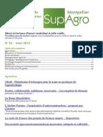 Bulletin de veille 52 Mars 2015