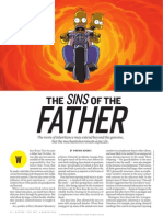 The Sins of Father