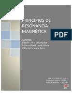 Principios de Resonancia Magnetica