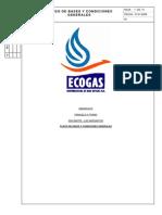 Pliego Gasoducto Paralelo 24 IV Tramo - PG (Obra Finalizada)