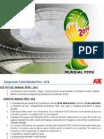 Presentación Mundial de ventas PERU - CEDIs Final (07Abr2014).pptx