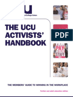 The Ucu Activists' Handbook